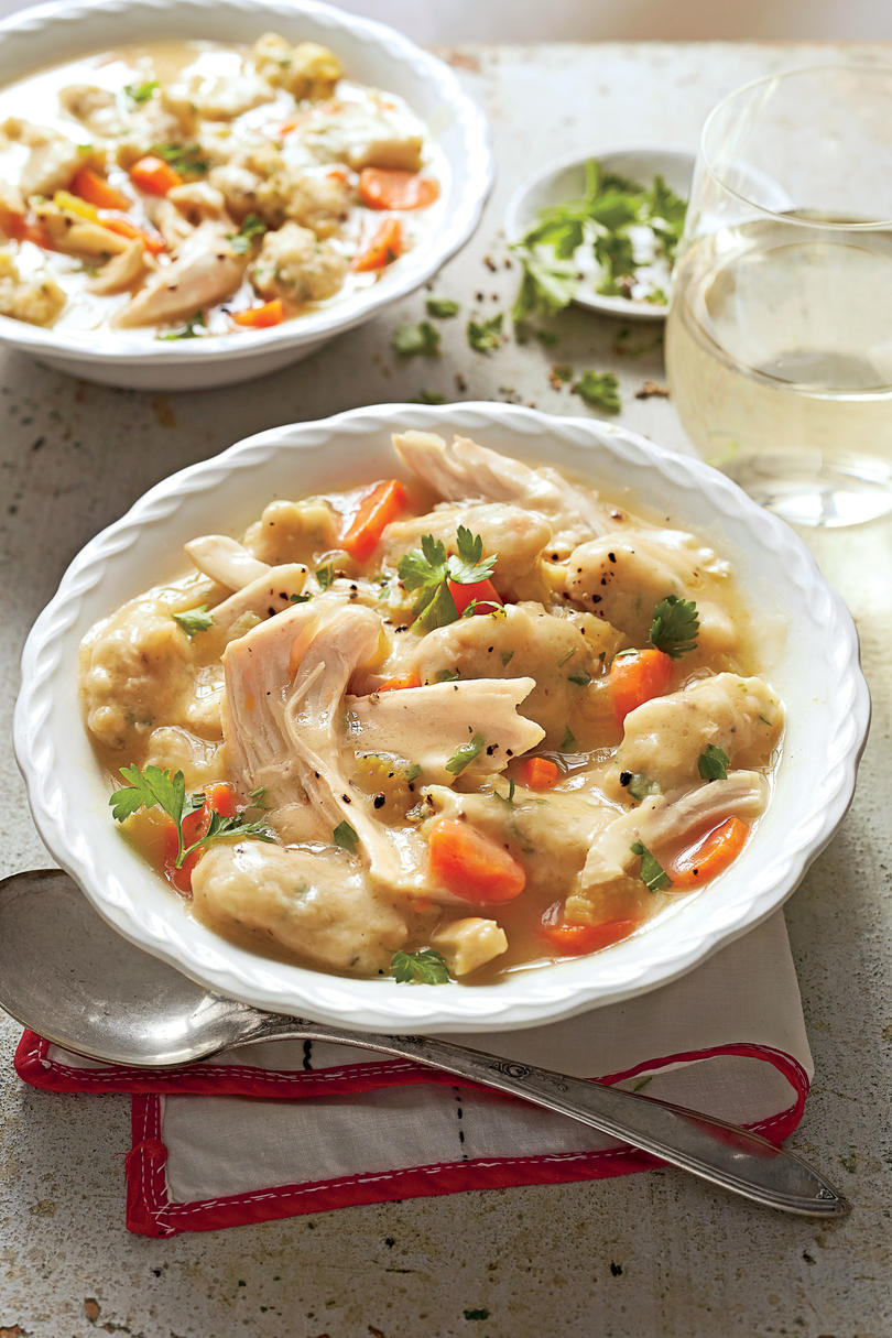 Chicken and Gnocchi