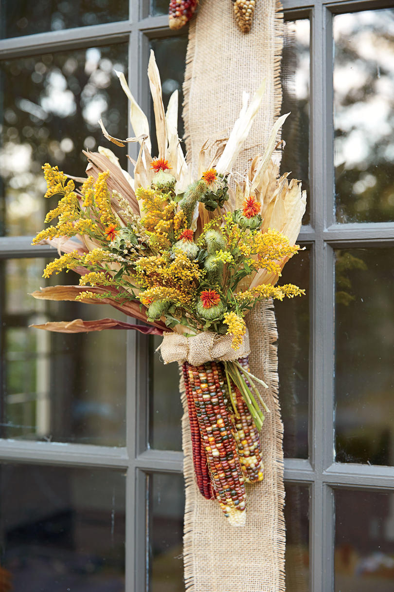 Fall Wreath Ideas Southern Living