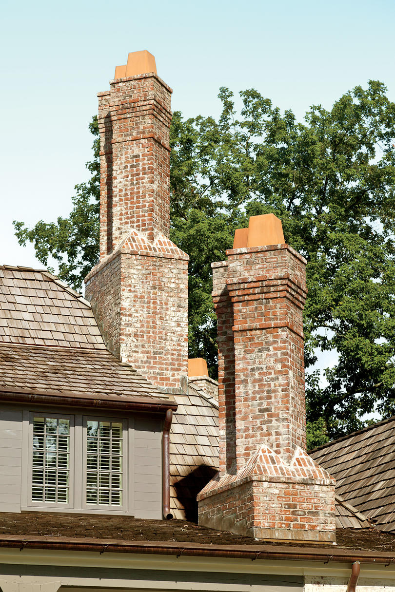 Notice the Details: The Chimneys