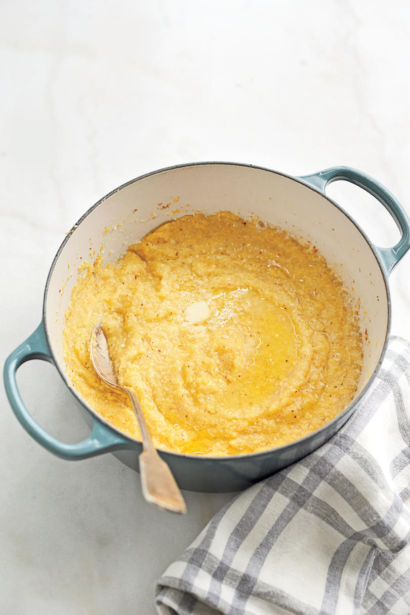 RX_1809_3-Ingredient Side Dish Recipes_Perfect Pot of Grits