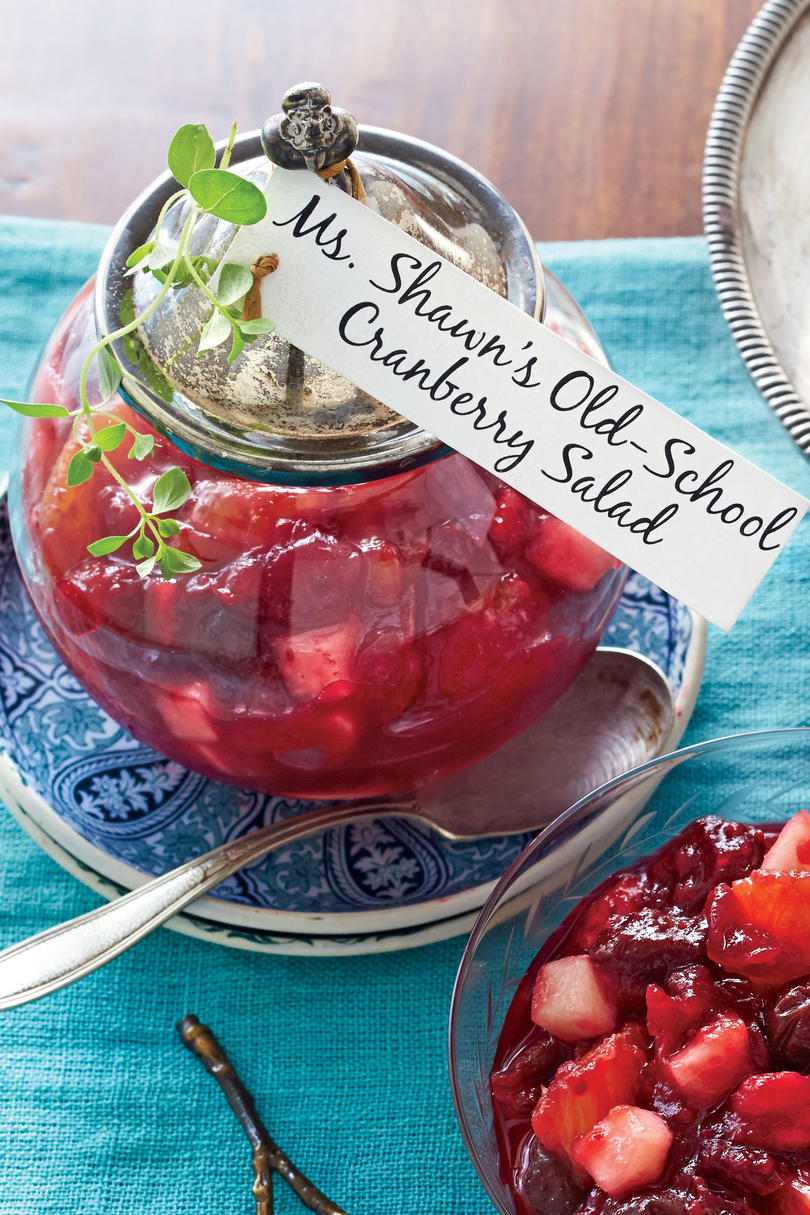 Old-School Cranberry Salad Recipe