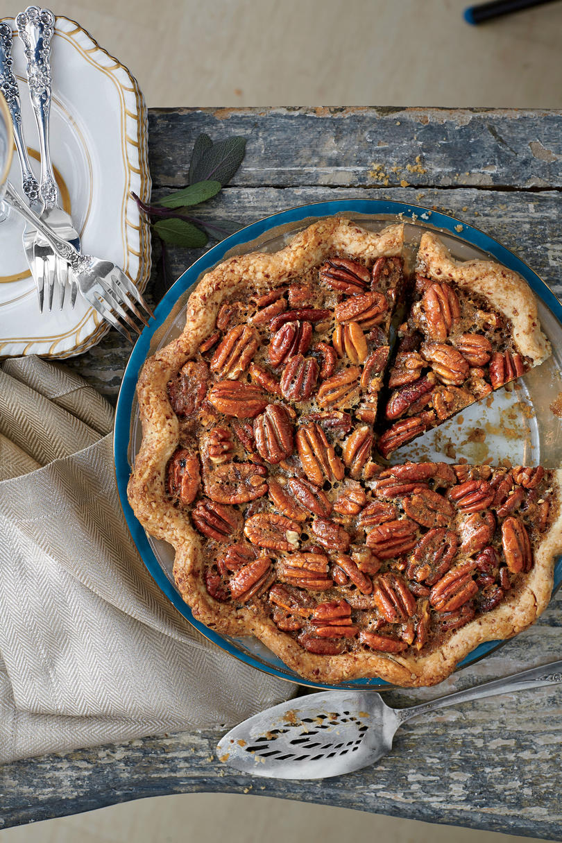 Tennessee Whiskey-Pecan Pie Recipe