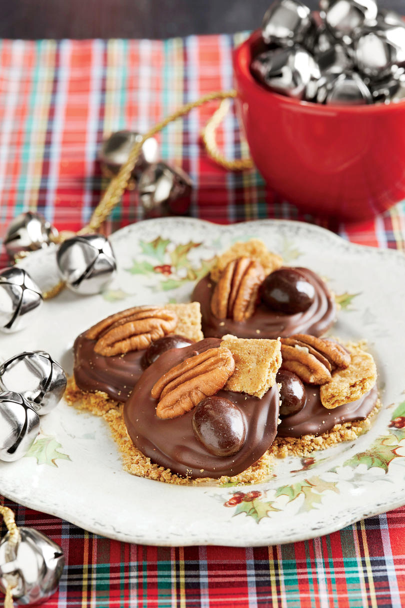Giftworthy christmas candy recipes southern living for Homemade candy for christmas recipes