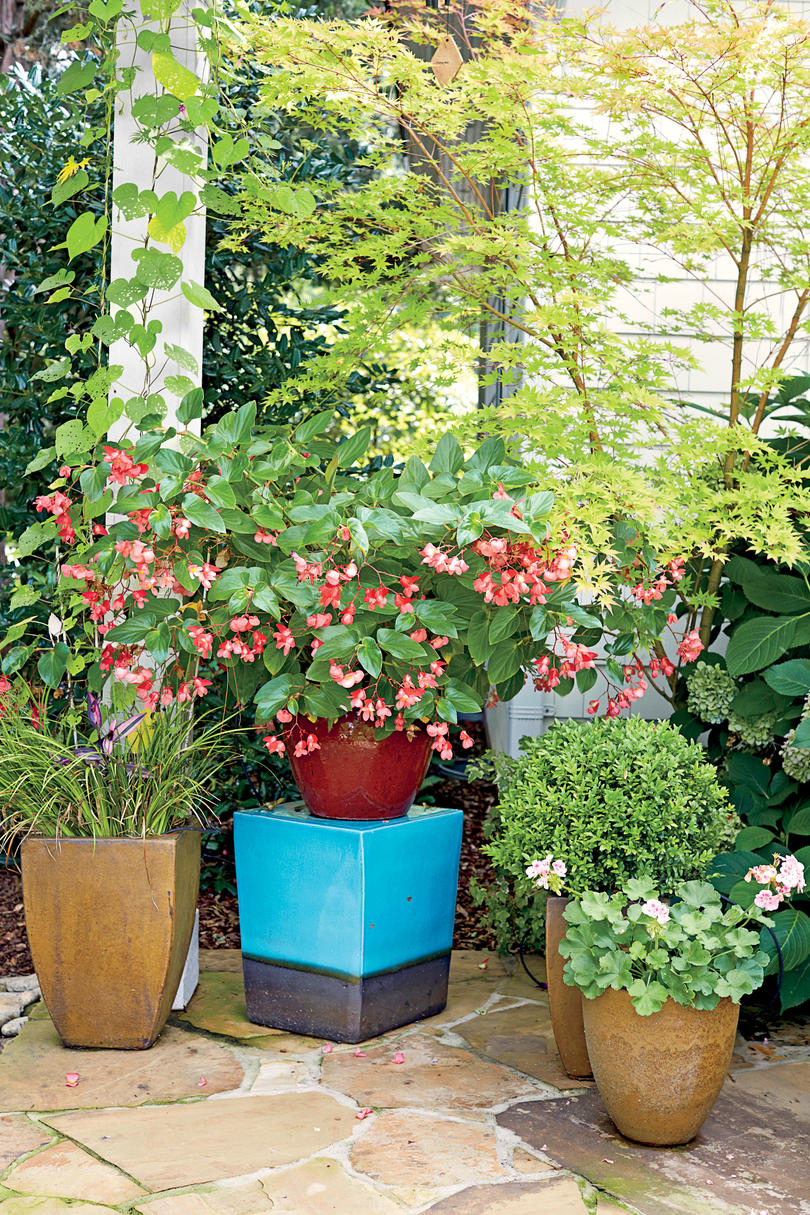 Get Creative With Your Planters