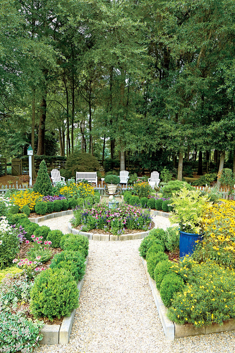 The Fiormal Parterre Garden
