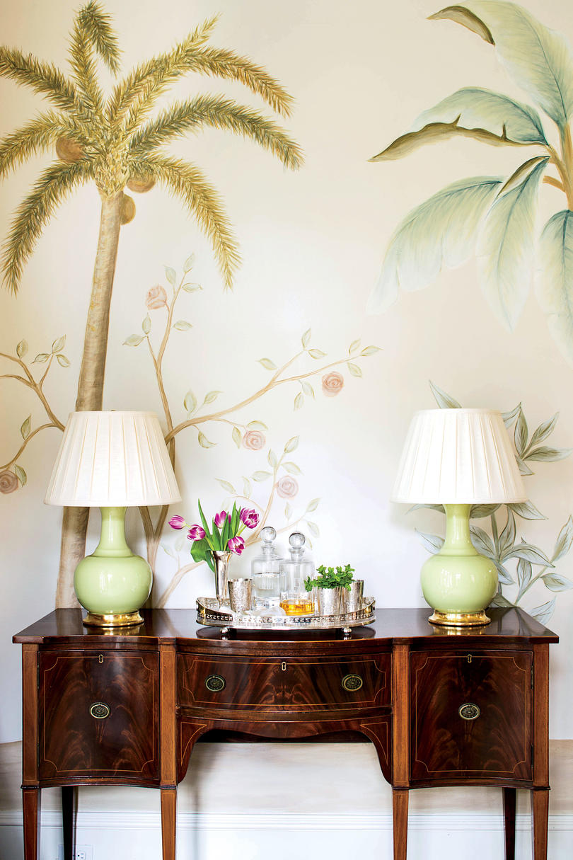 New Orleans Dining Room Sideboard