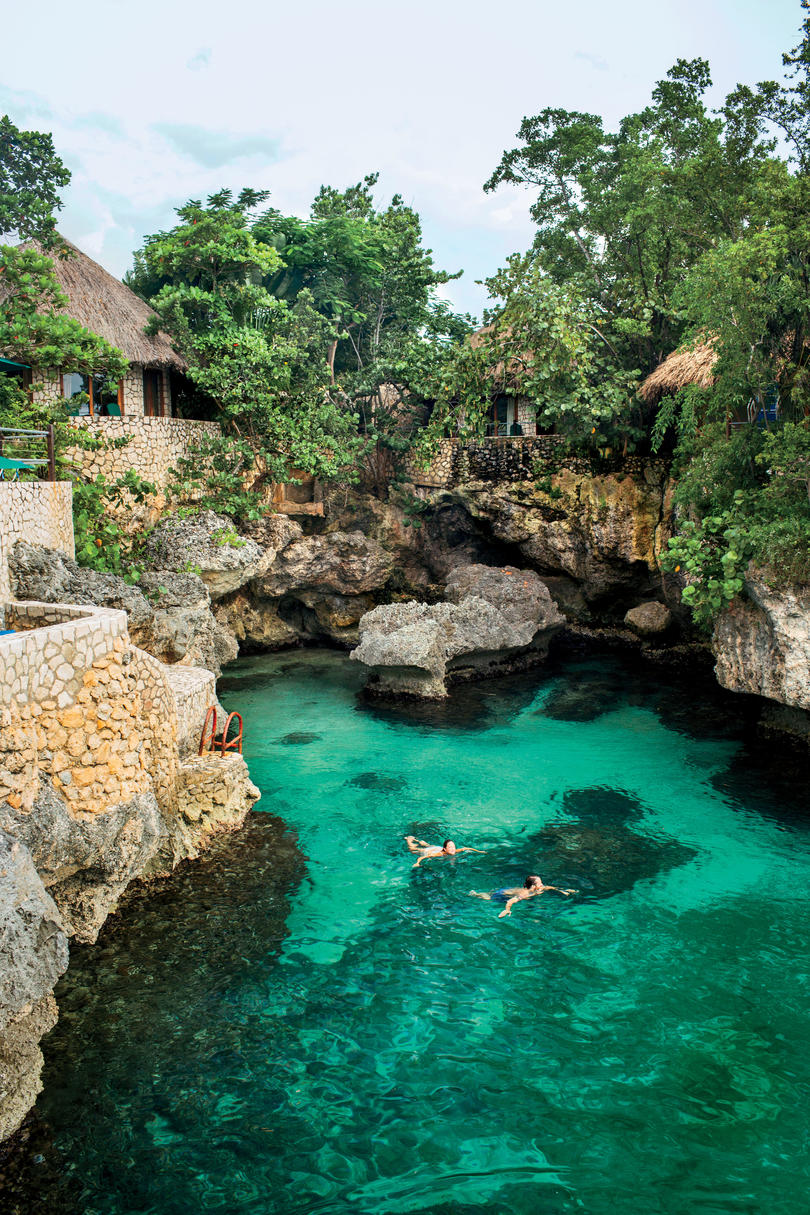 Rockhouse Cottages Negril, Jamaica