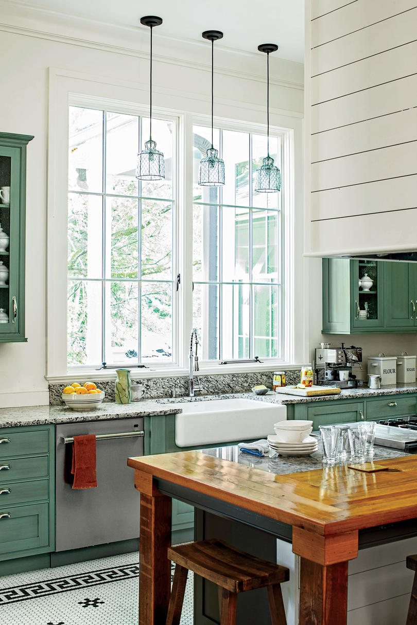 Southern Chef\'s Kitchen- Southern Living
