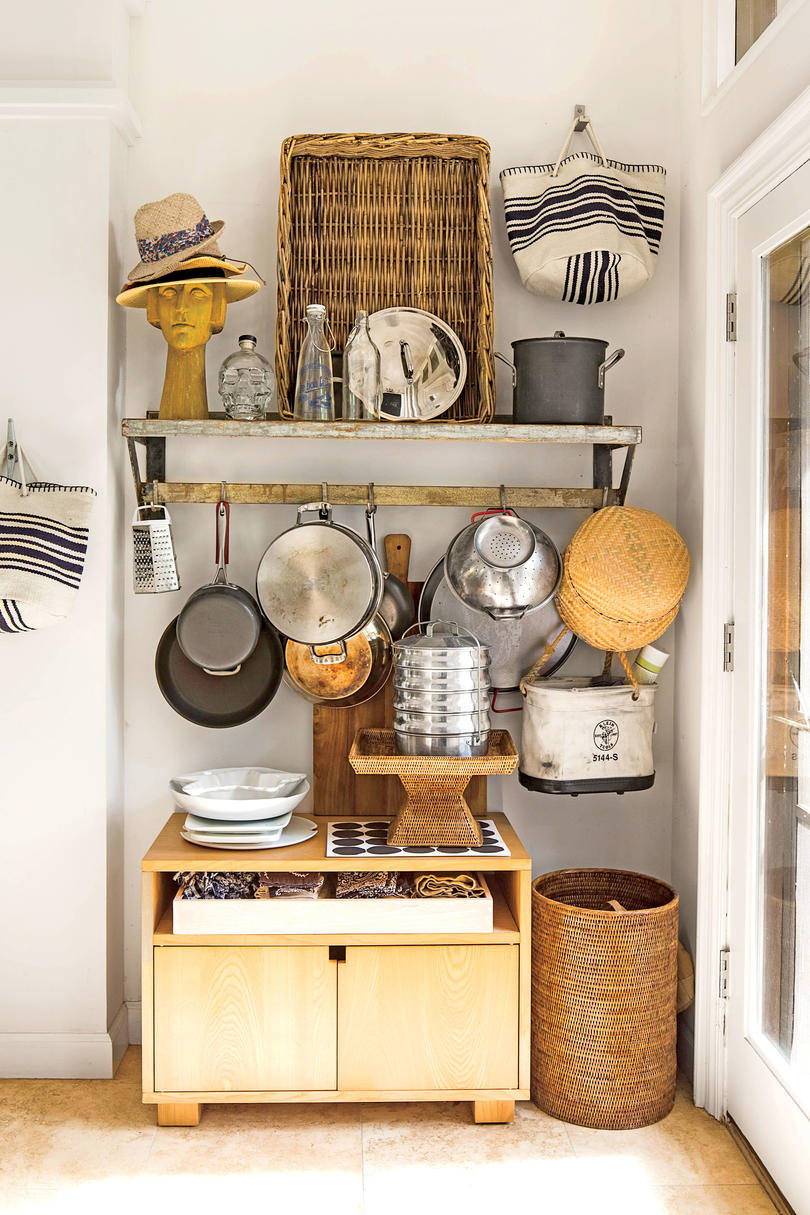 Mismatched Pots and Pans