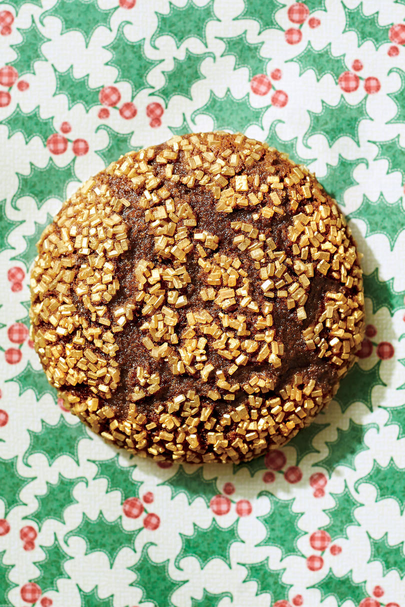 Chewy Ginger Cookie
