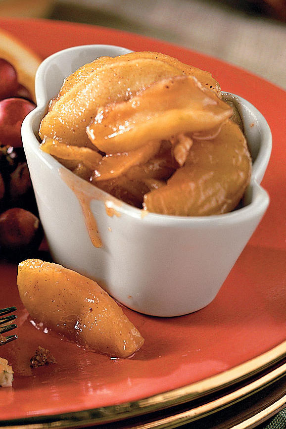 Spiced Apples