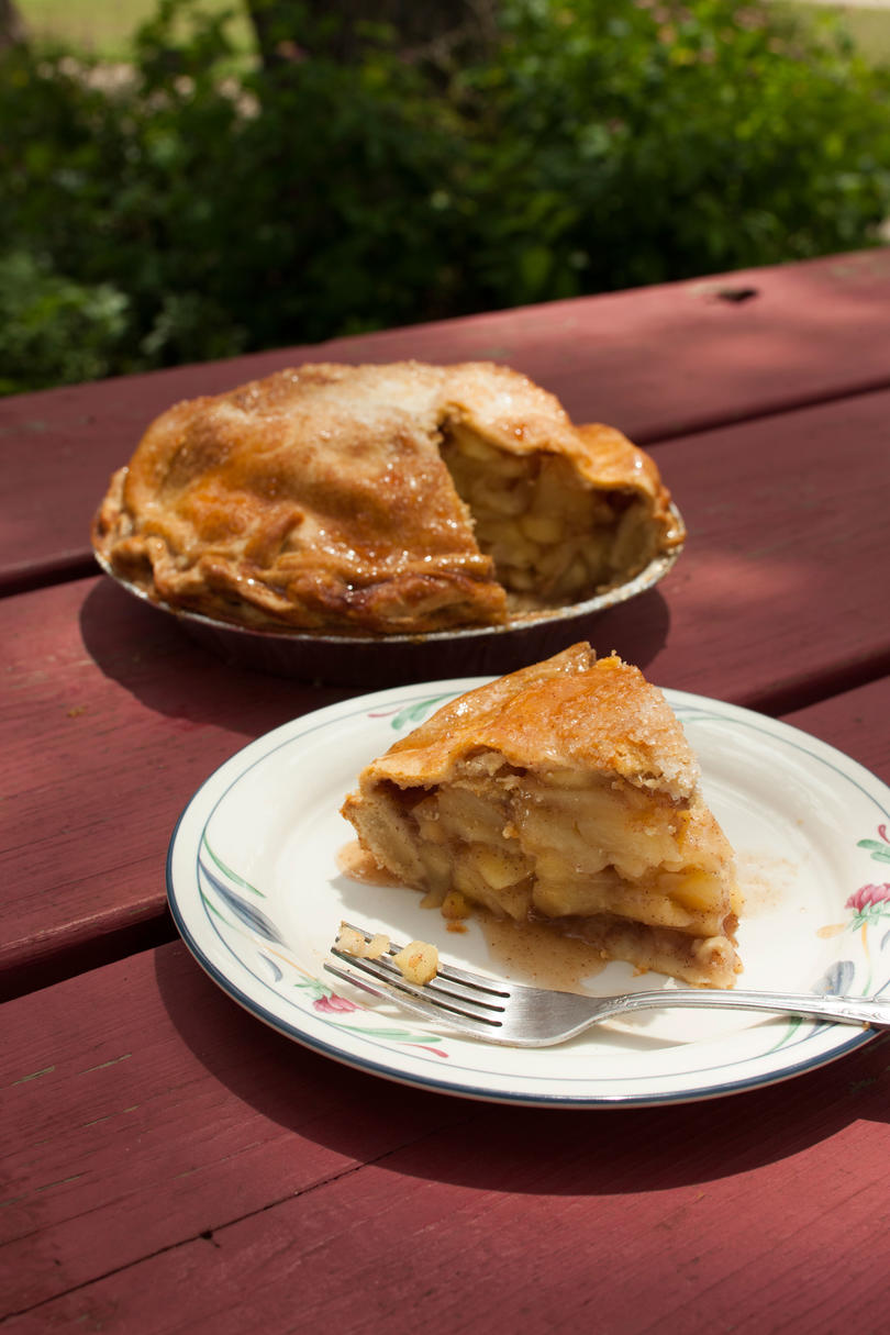 15. Eat Apple Pie