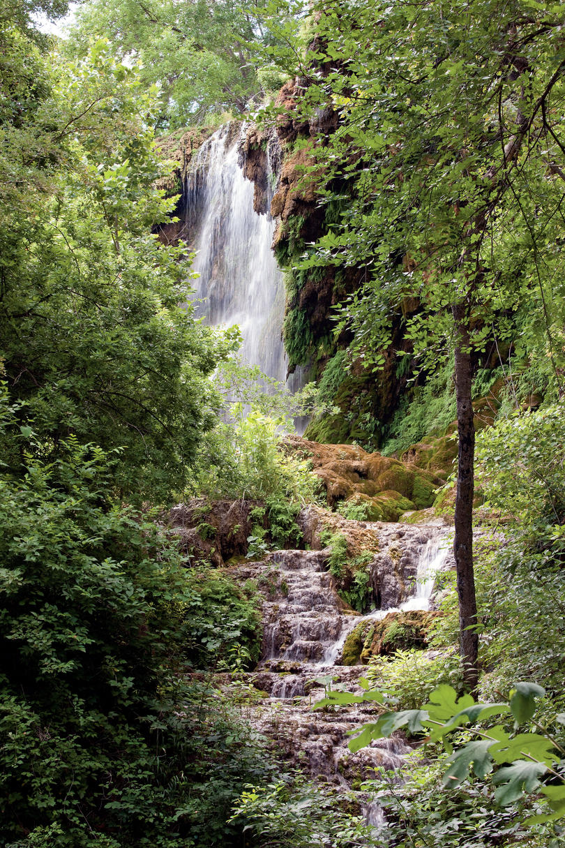 13. Hike to Gorman Falls