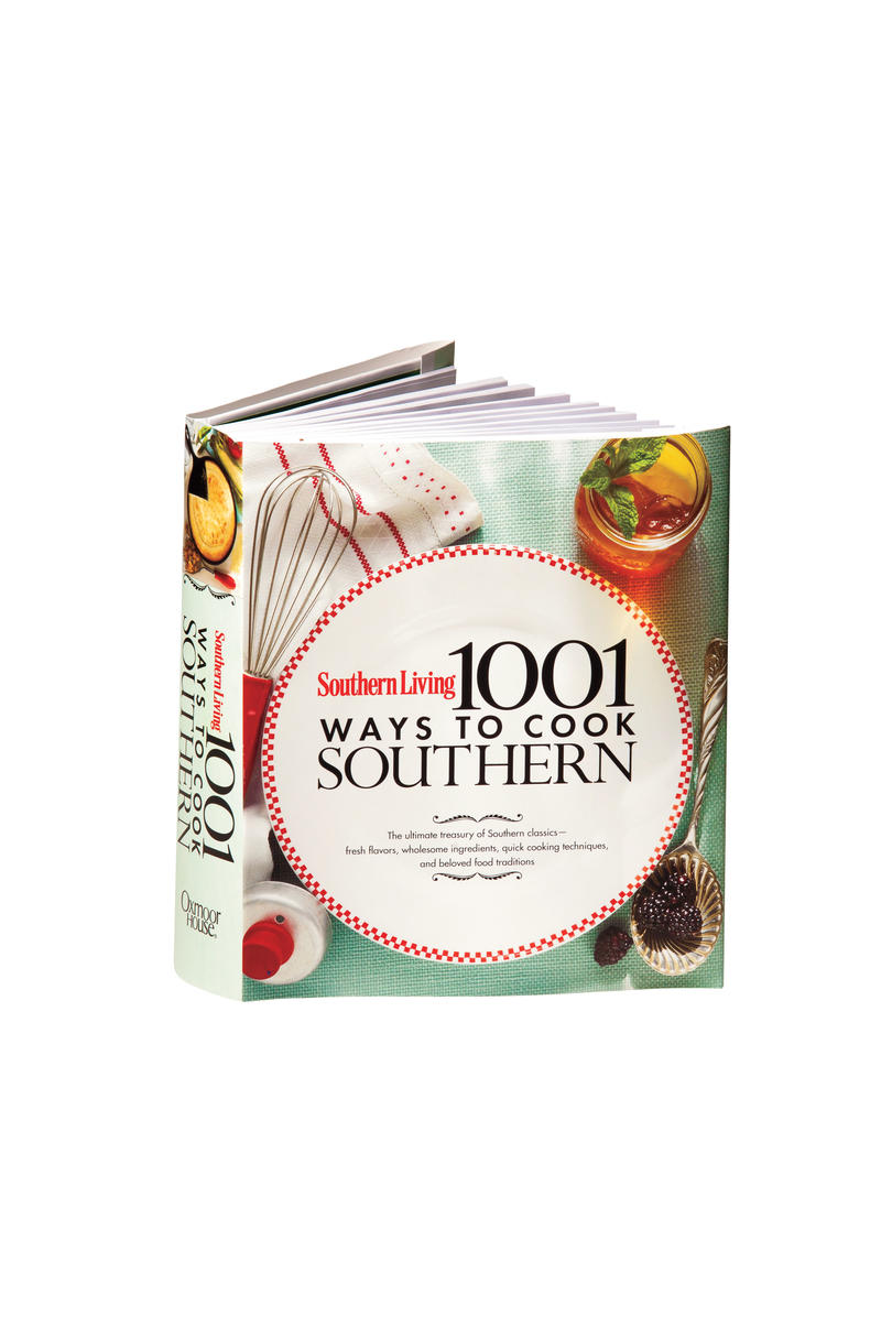 RX_1011 1,001 Ways to Cook Southern Promo