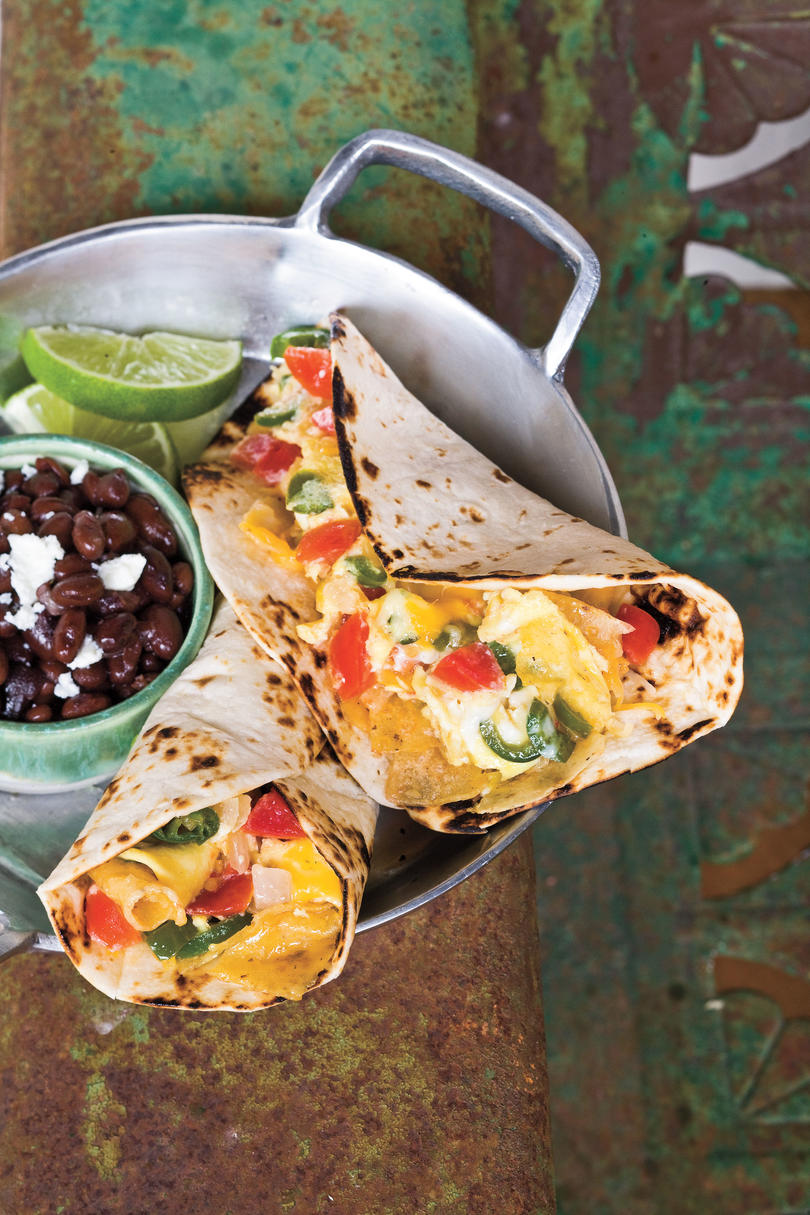 Migas Tacos Recipes