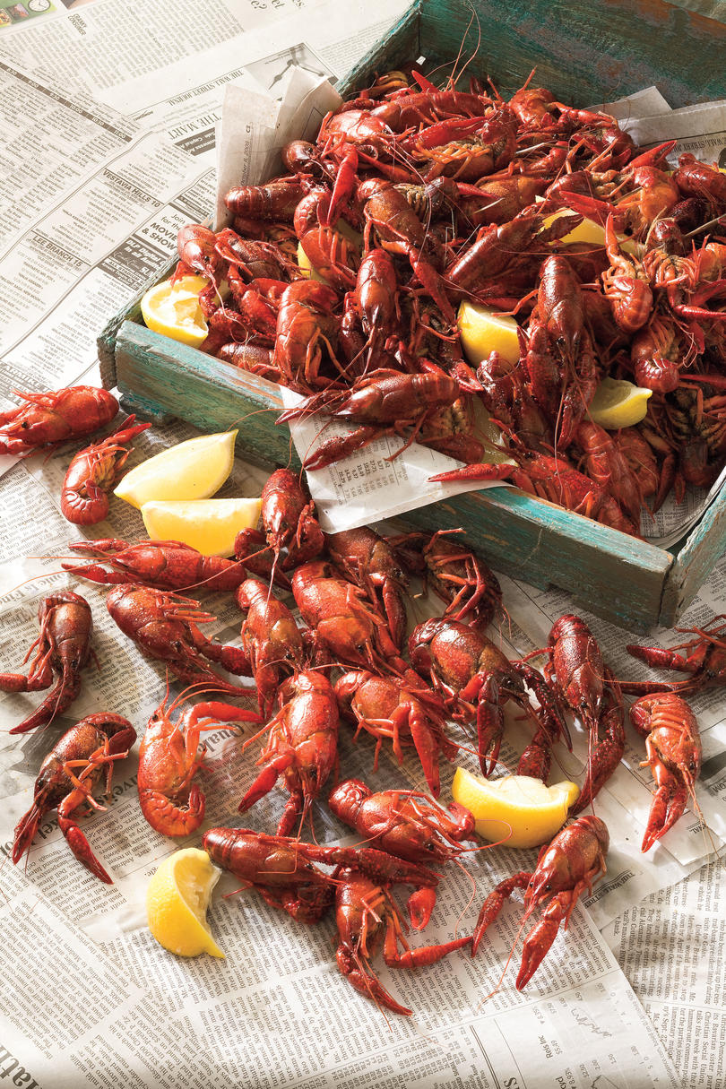 How To Eat Boiled Crawfish: 5star Recipes