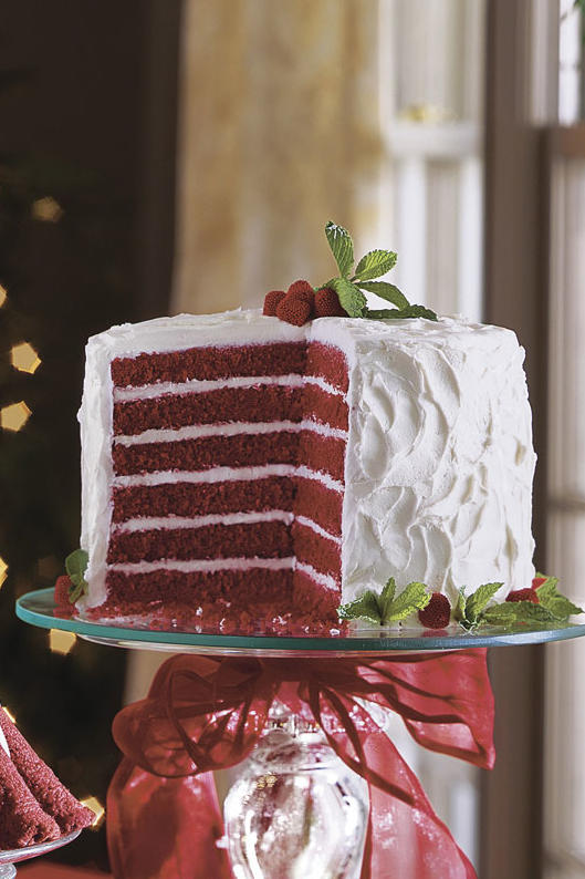 RX_ Chocolate Red Velvet Layer Cake