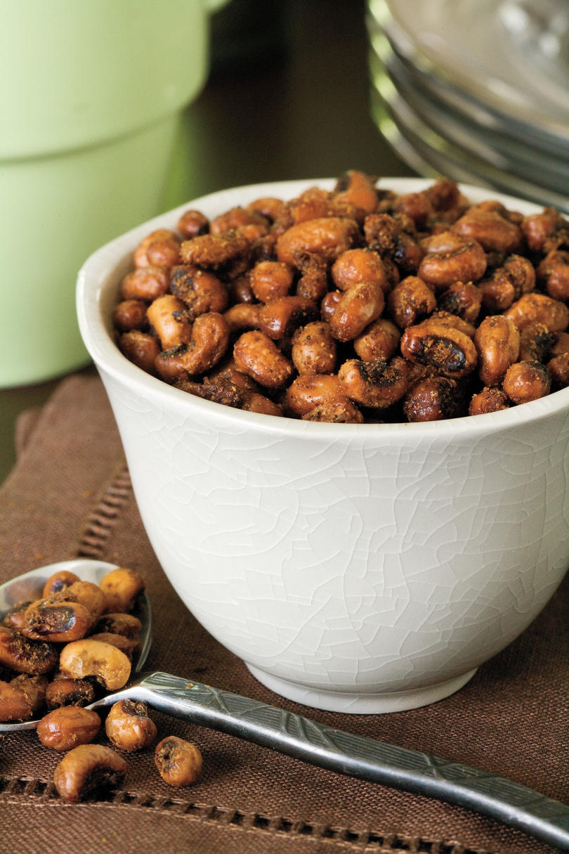 Chili-Roasted Black Eyed-Peas