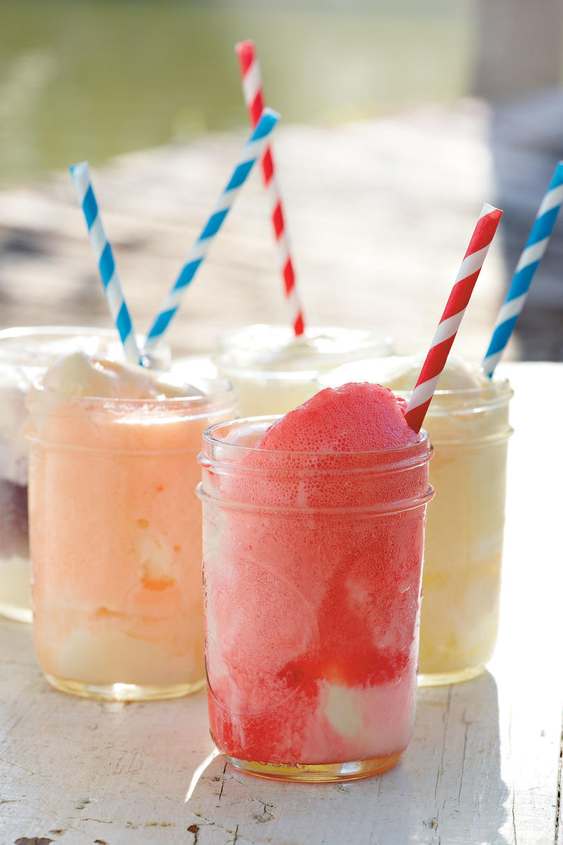 Fruity Floats
