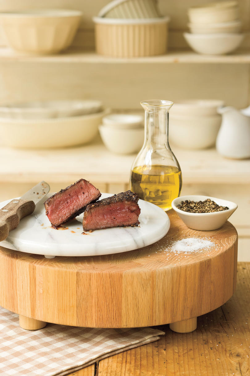 Cast Iron Skillet Recipes: Pan-Seared Filet Mignon