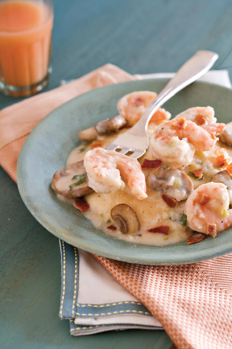Quick and Easy Southern Recipes: Shrimp and Grits