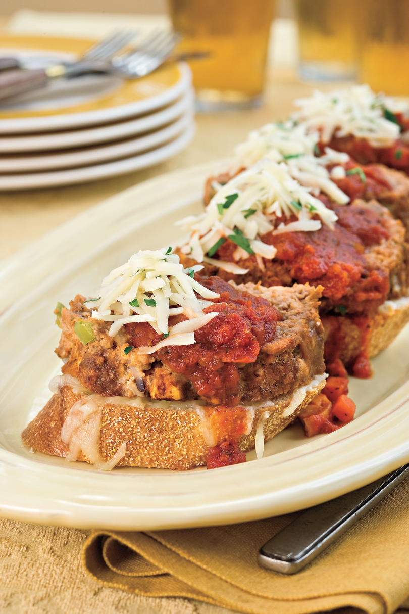 Beef-and-Sausage Meatloaf