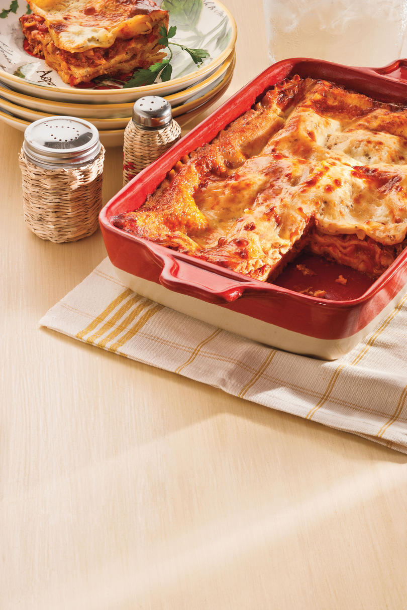 Christmas Recipes: Classic Lasagna Recipes