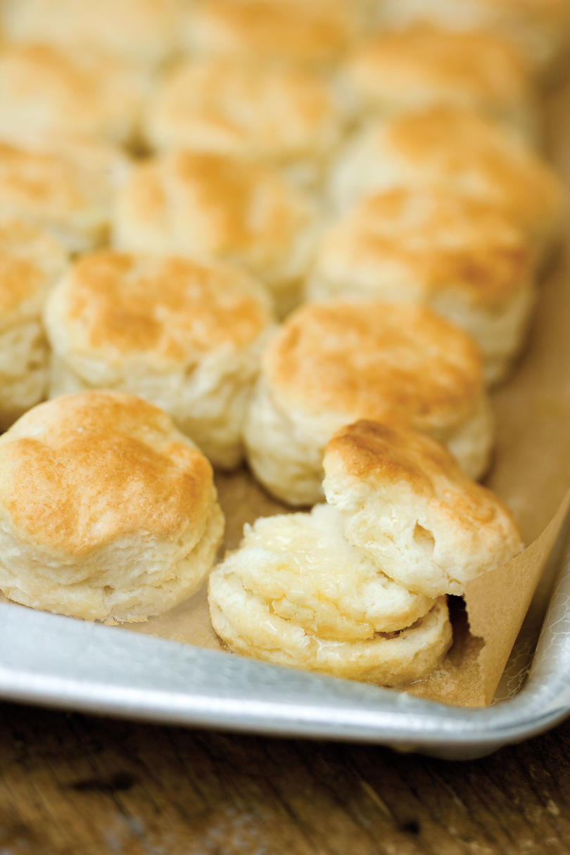 Forgetting to use chilled butter for biscuits.