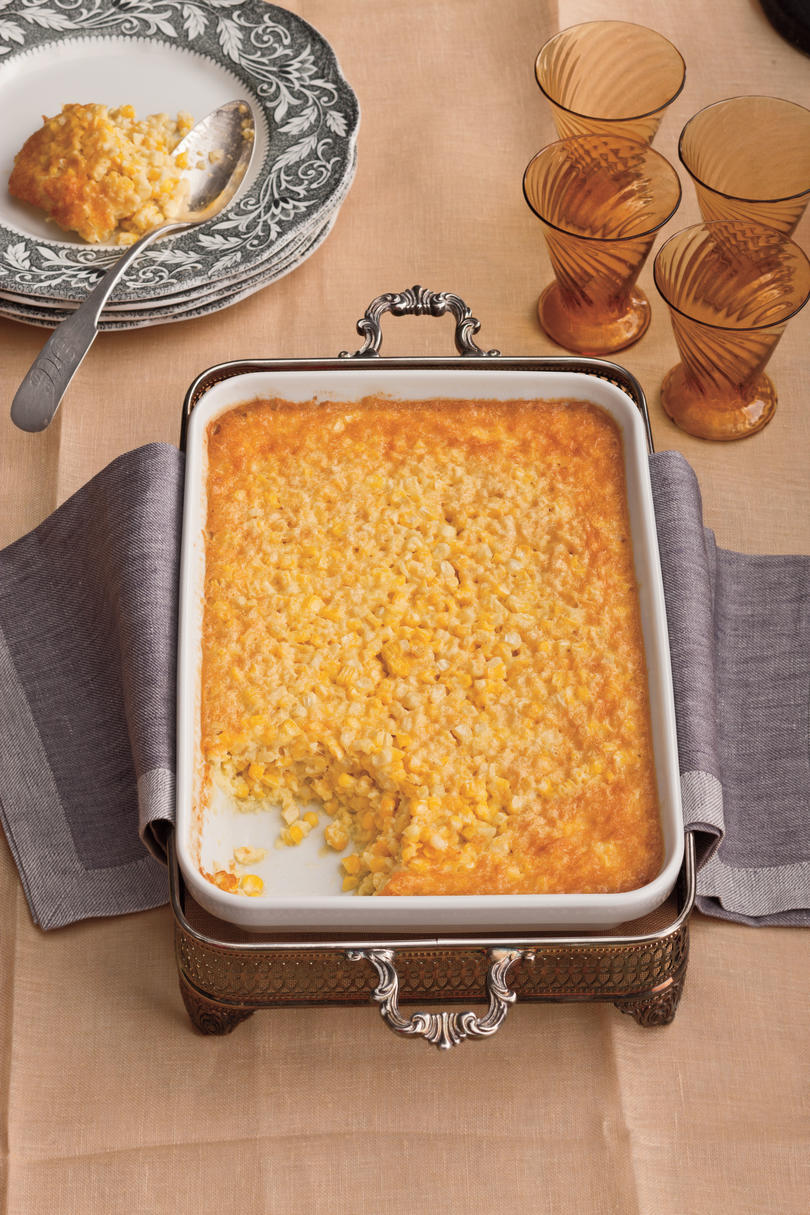 Mama's Way: Tee's Corn Pudding