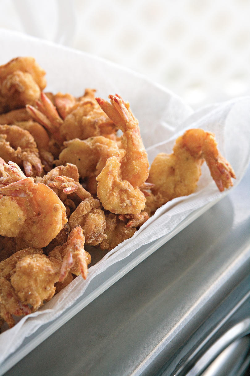 Easy Southern Supper Recipes: Bayou Fried Shrimp
