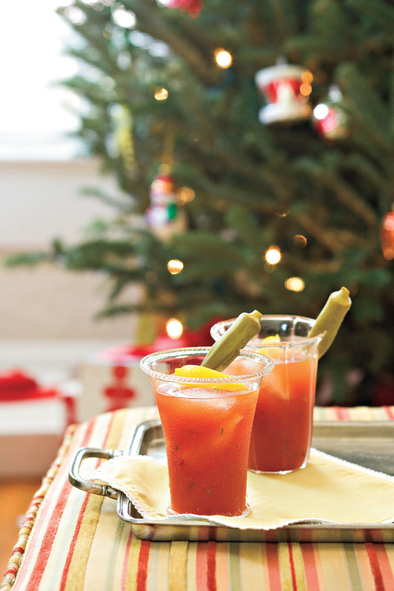 Kane's Peppery Bloody Mary