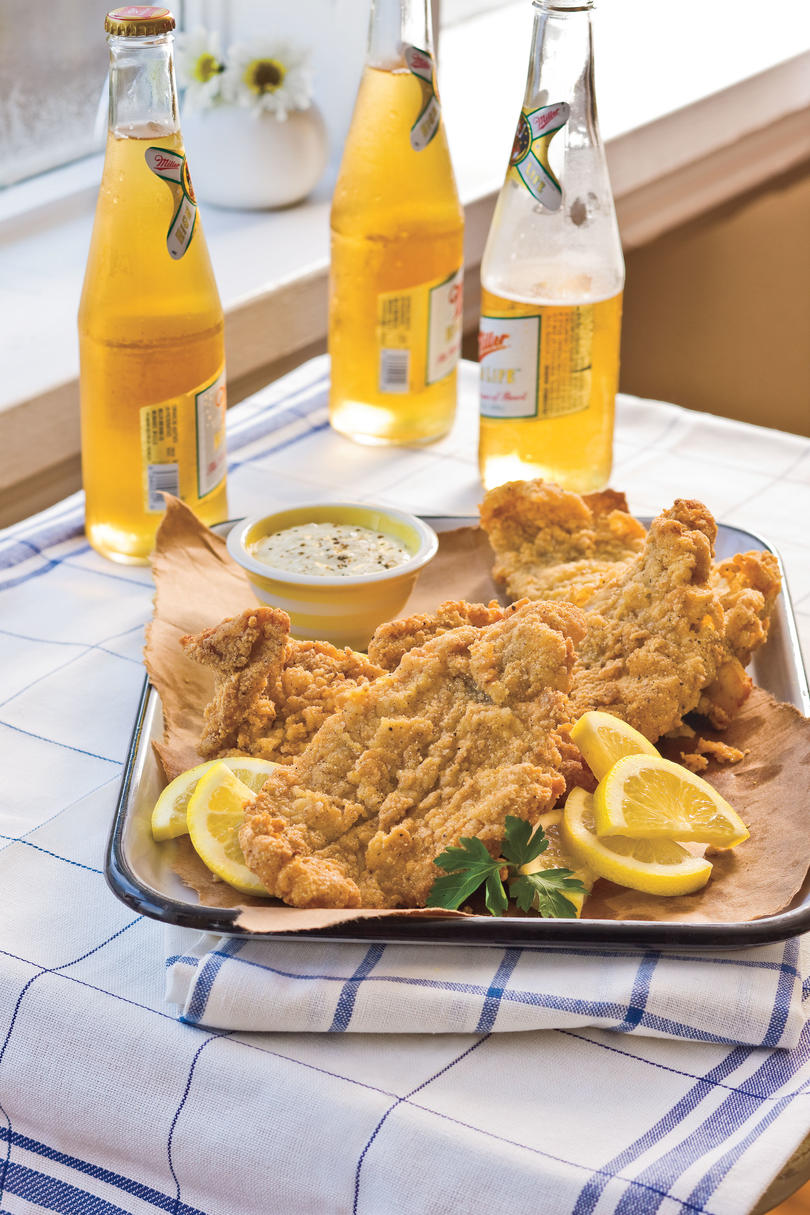 Mama's Way: Classic Fried Catfish