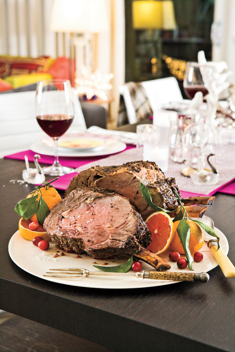 christmas dinner menus perfect for your party southern living - Best Christmas Dinners
