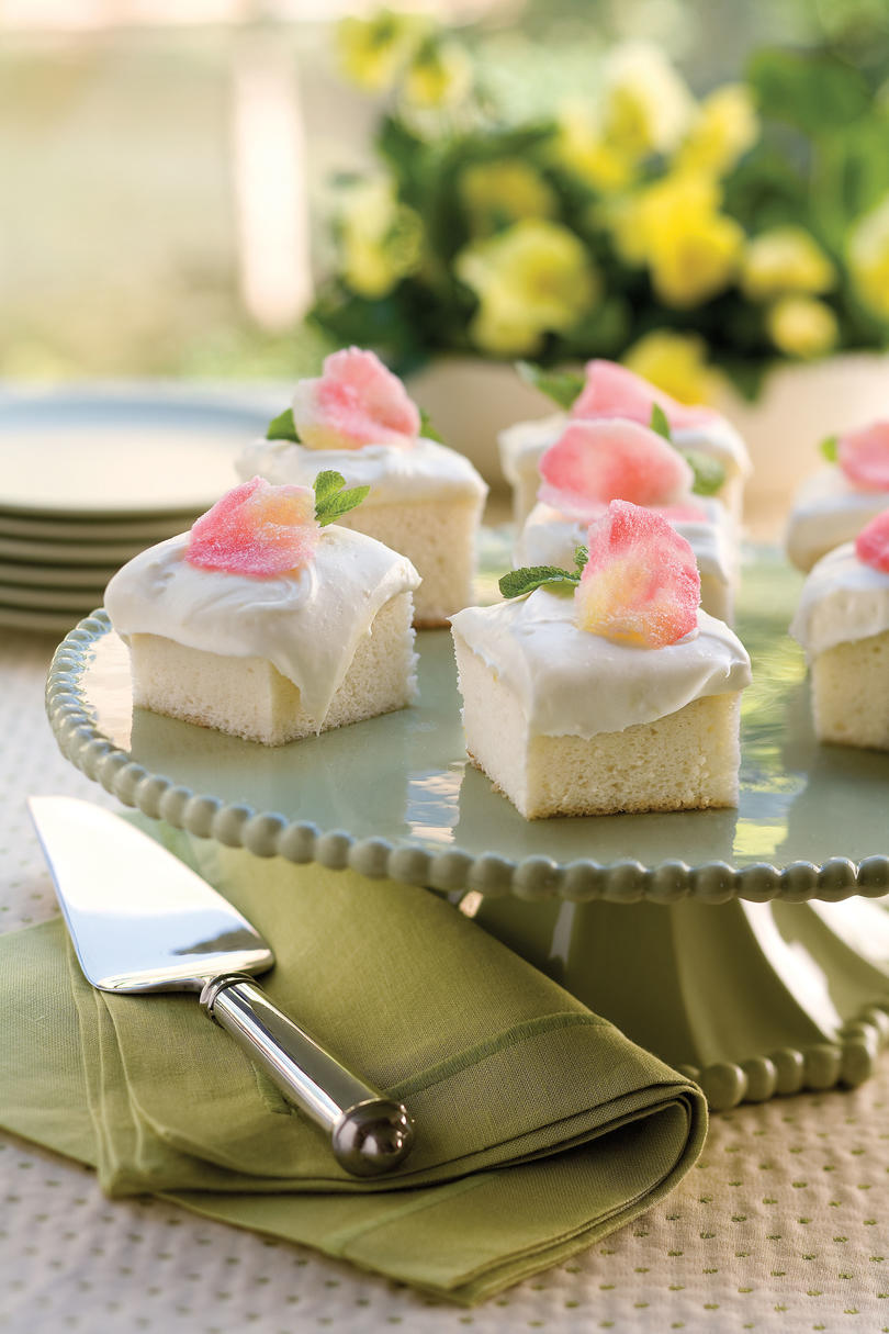 Divine easter dessert recipes southern living heavenly angel food cake forumfinder Image collections