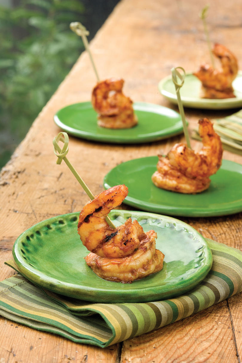 Carolina Grilled Shrimp