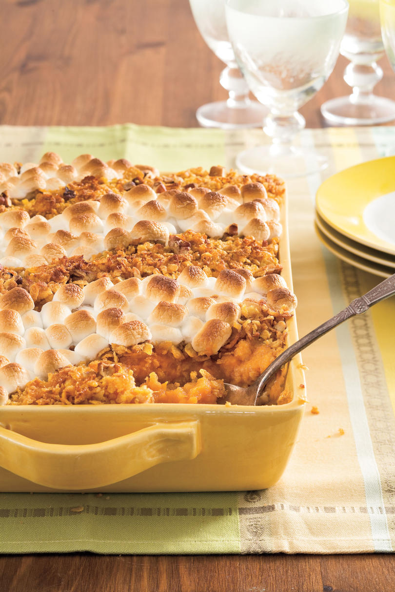 Easter Side Dish: Classic Sweet Potato Casserole