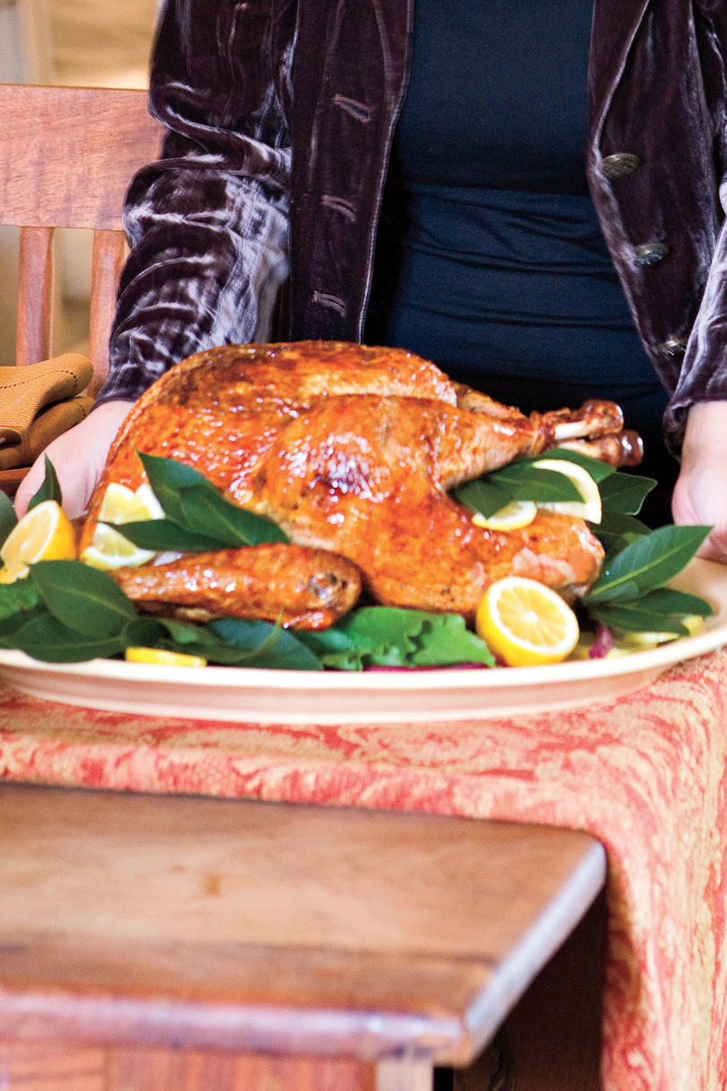 Delta Roasted Turkey With Million-Dollar Gravy