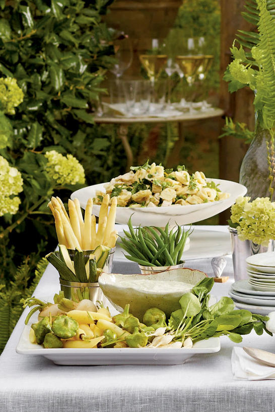 All About Appetizers Menu