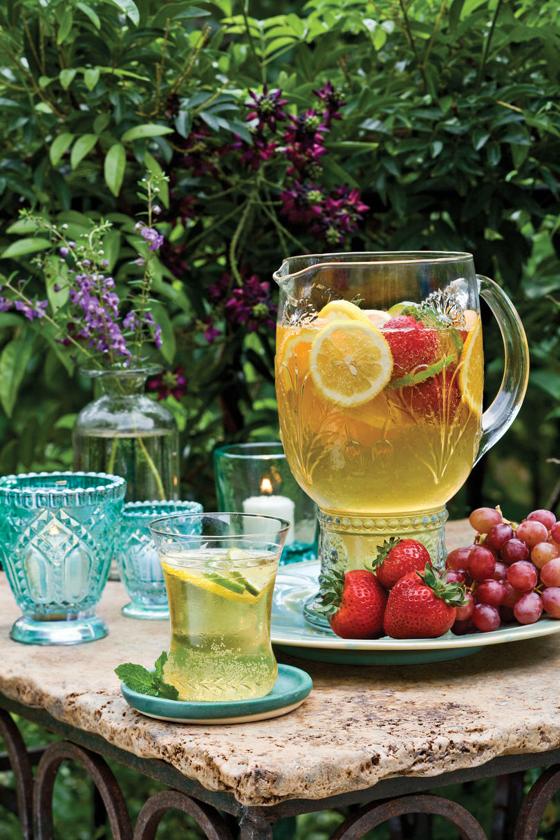 Sangria Blanco Recipe