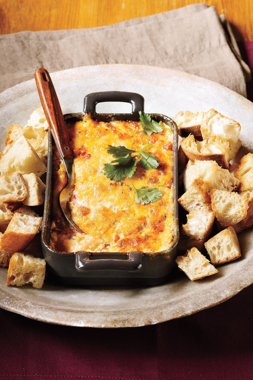 Baked Tex-Mex Pimiento Cheese Dip