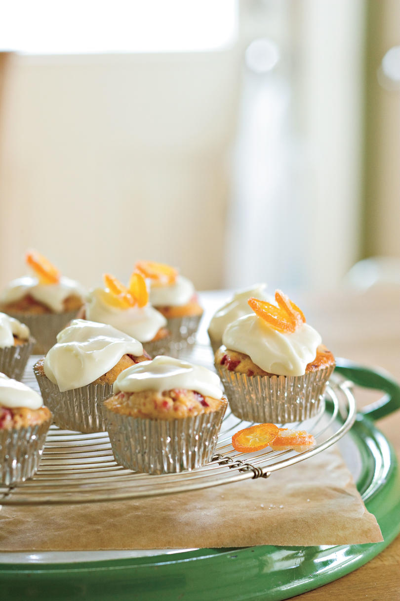 Muffins and Bread Recipes: Cranberry-Orange Tea Bread Muffins