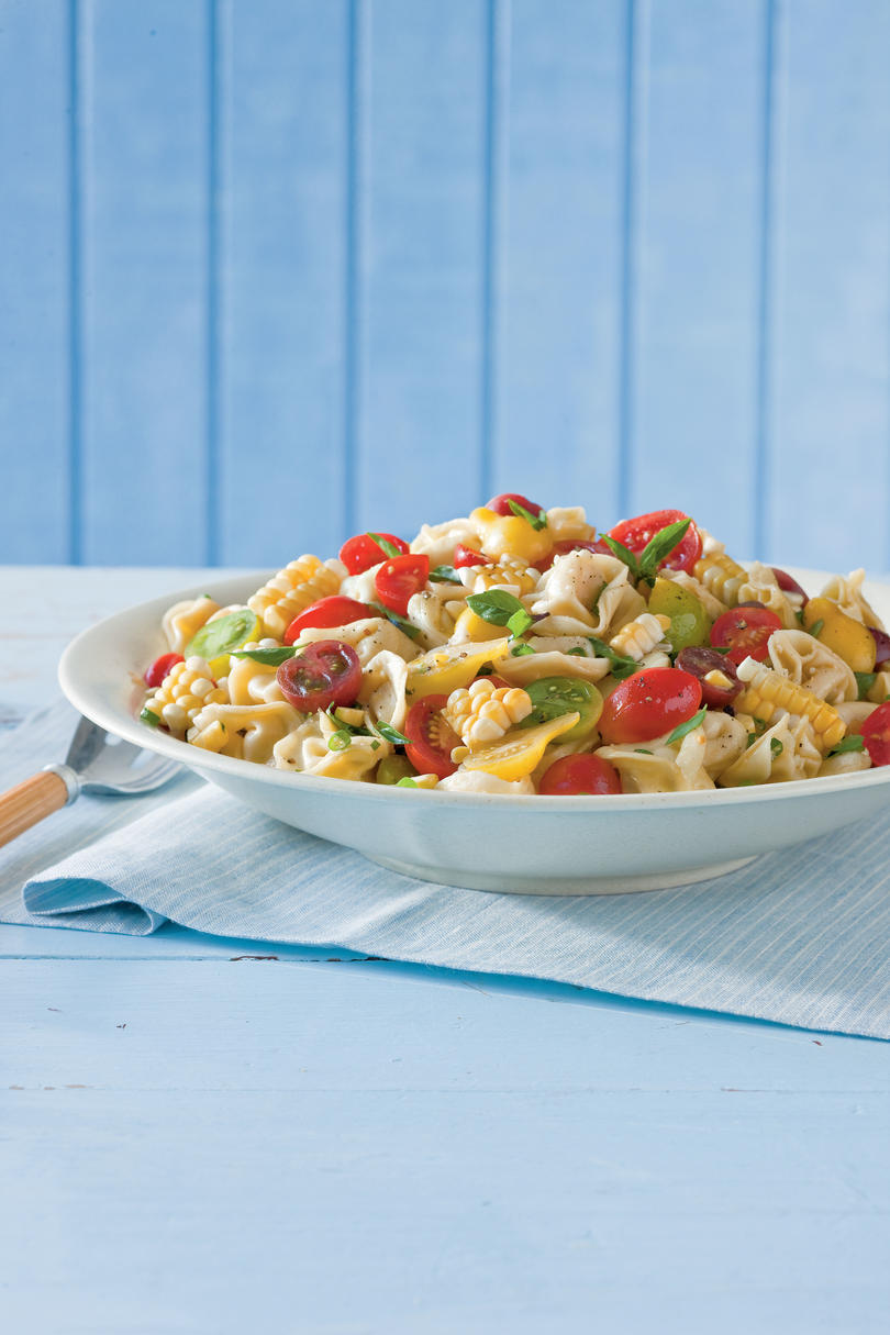Easy Pasta Salad Recipes - Southern Living - photo#21