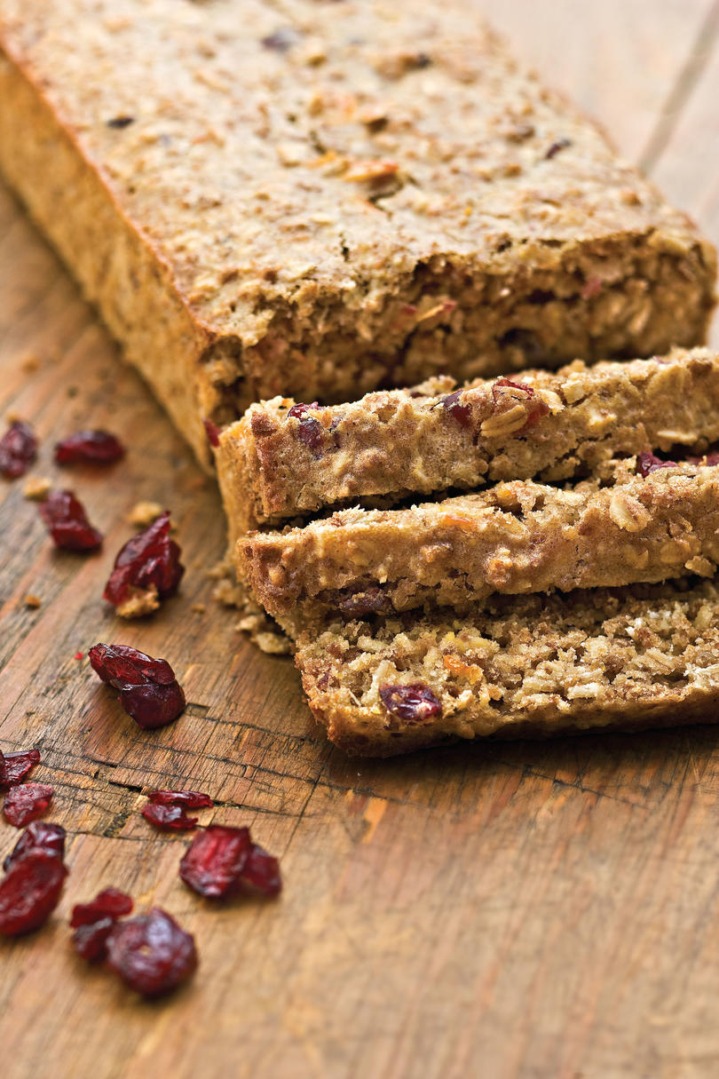 Cranberry-Orange Bread Recipe