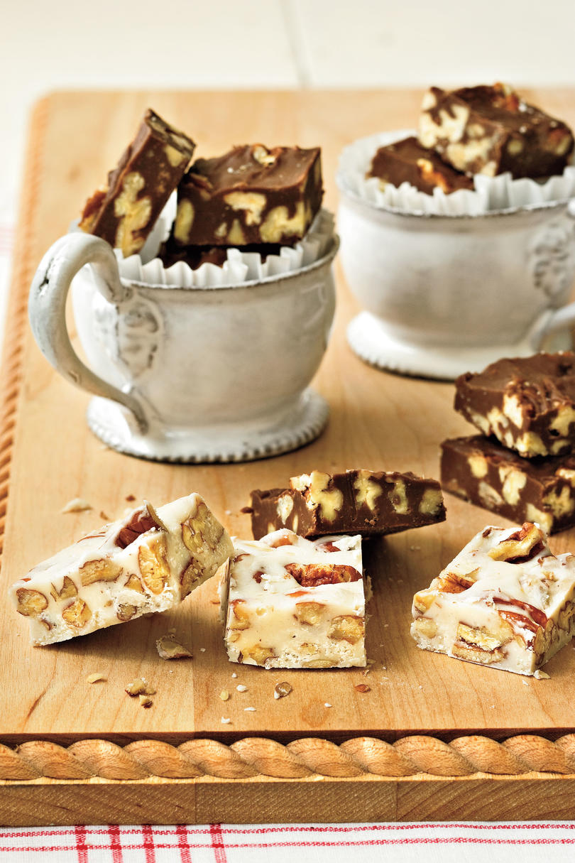 Pecan Recipes: Velvety Pecan Candy