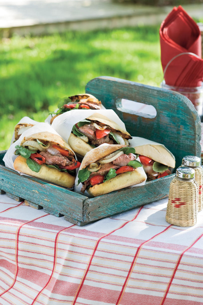 our best summer menus southern living