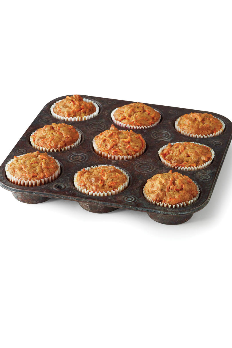 Southern Living Carrot Cake Muffins