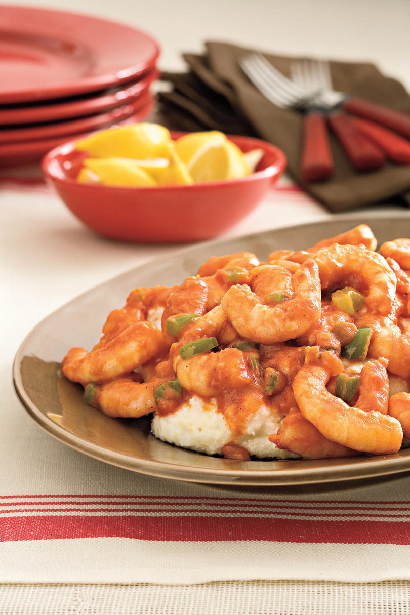 Cajun Recipes: Creole Shrimp and Grits