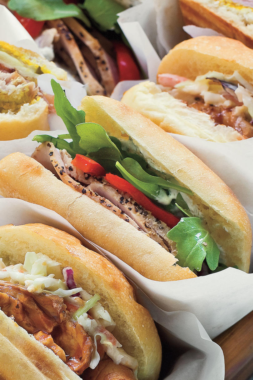 Tailgating Recipes: Italian-Style Sandwiches