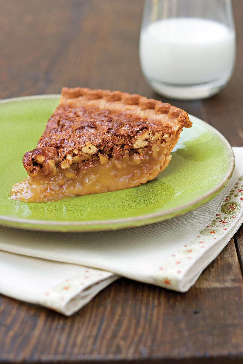 Easy Pecan Pie Recipe