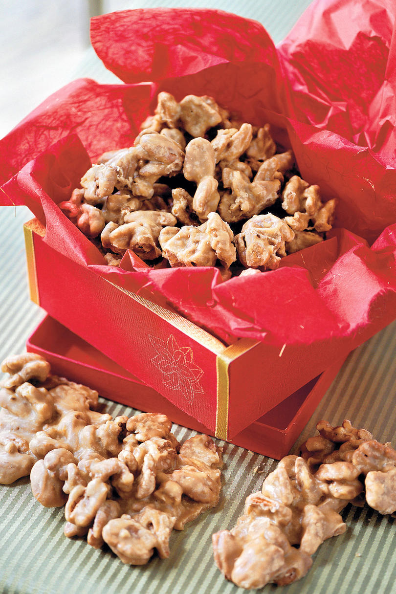Pecan Recipes: Praline Pecans